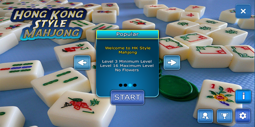 Hong Kong Style Mahjong 3D screenshots 1