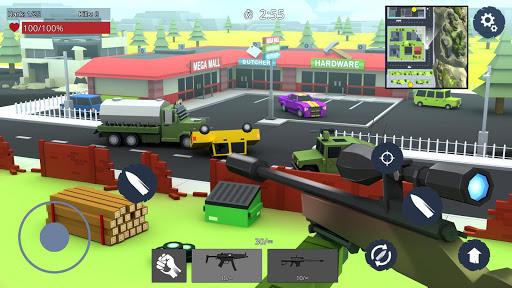 Rules Of Battle: 2020 Online FPS Shooter Gun Games  screenshots 4