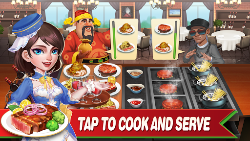 Happy Cooking 2: Fever Cooking Games 2.1.8 screenshots 3