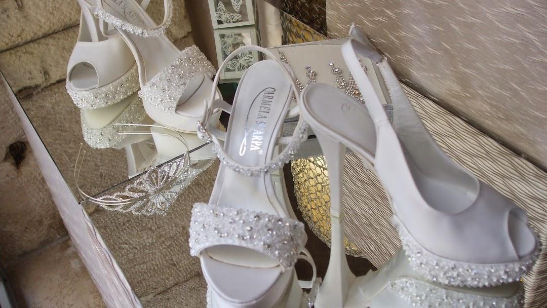 Scarpe Sposa Trani.Carmela Scarpa Calzature Da Sposa E Cerimonia Negozio Di Scarpe