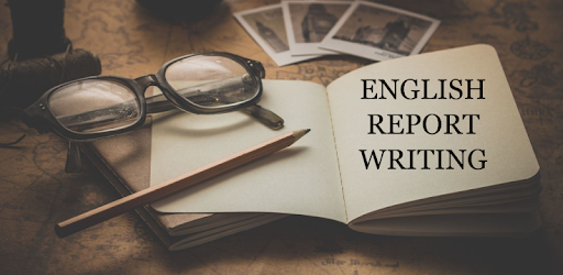 This app contains tips and tricks for english report writing