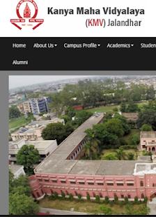 KMV College Jalandhar - náhled