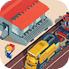 Idle Railway Builder
