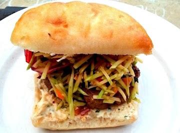 Thai Smile Burger Recipe