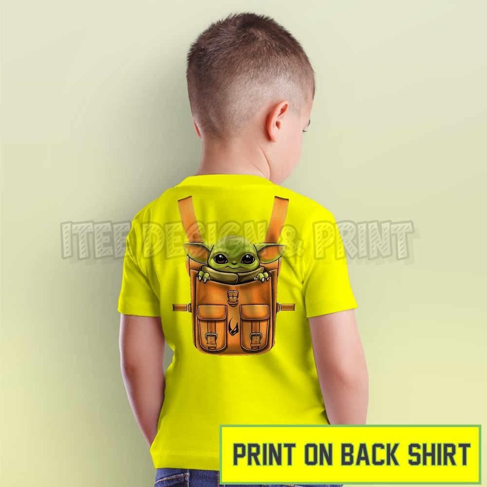 Yoda Star War Backpack 17