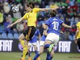 Flames slikken zure nederlaag in Italië en hebben WK-kwalificatie niet meer in eigen handen