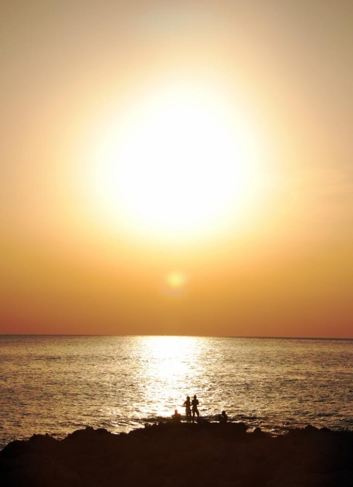 Sotto questo sole..... di sik71