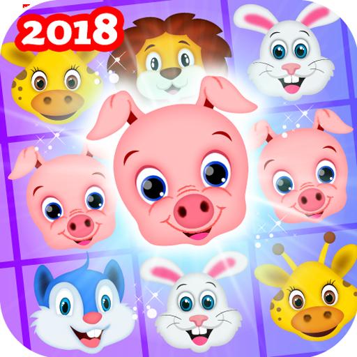 Baixar Pet Jam - Blast, Crush Zoo. Rescue Animal Games ! para Android
