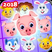 Game Pet Jam - Blast, Crush Zoo. Rescue Animal Games ! APK for Windows Phone
