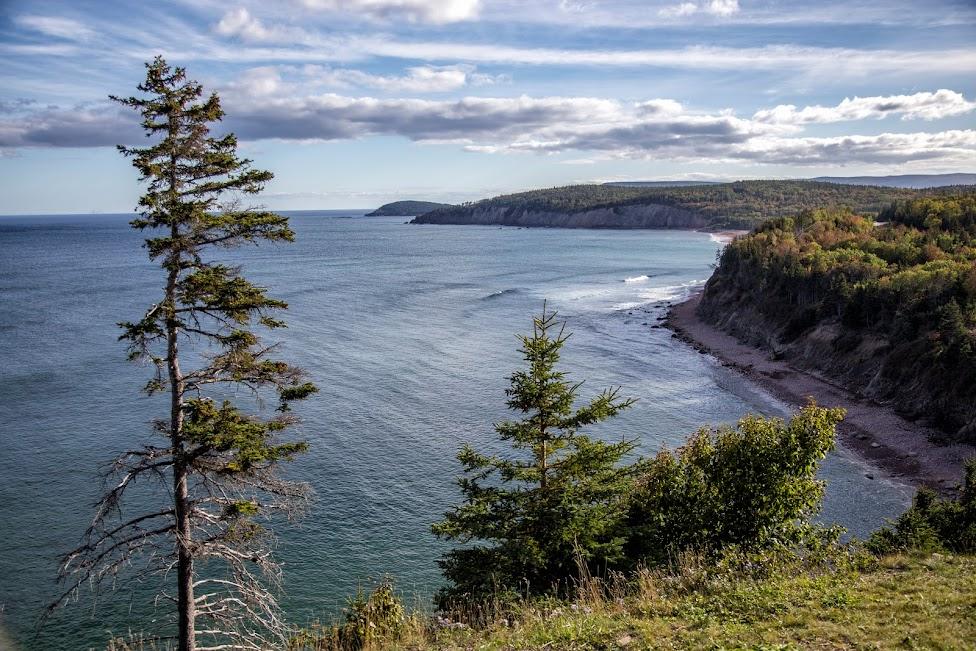 Cape Breton, na Cabot Trail