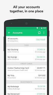Mint: Personal Finance & Money screenshot 02
