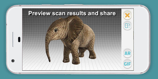 Qlone - 3D Scanning & AR Solution 2.8.0 screenshots 2