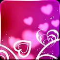 KF Hearts Live Wallpaper icon
