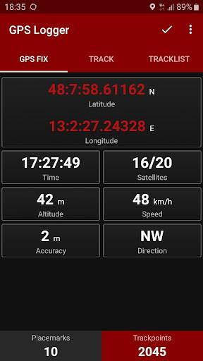 GPS Logger 2.2.5 screenshots 2