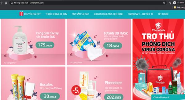 Kênh mua thuốc online uy tín