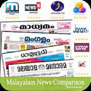 Malayalam News Live TV : Kerala News Live Compare