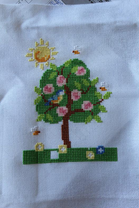 Wiosenne drzewko