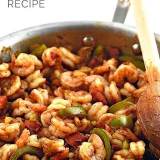 Shrimp Creole.