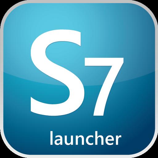 S7 Launcher Galaxy