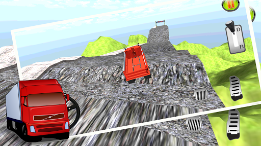 Hill Climb Truck for PC