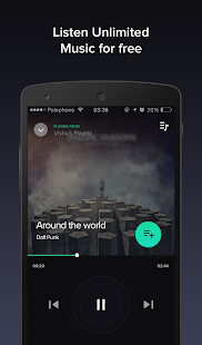 Pindrop Music -smart playlists- screenshot thumbnail