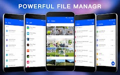 screenshot of File Manager & Clean Booster