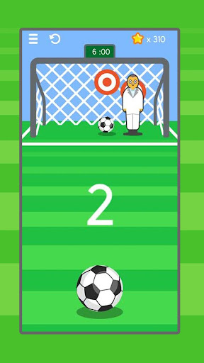 Soccer Football Penalty Kick 1.0 screenshots 1