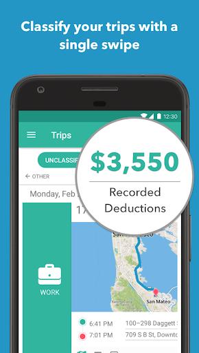 everlance free mileage log revenue download estimates google