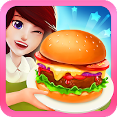 Food Court: Super Burger Chef