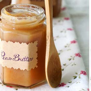 Pear Butter Recipes