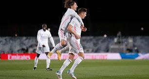 Kross fue el autor del segundo gol del equipo de Zidane.