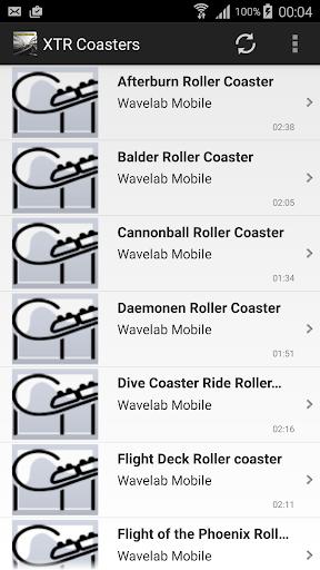 XTR Roller Coaster Rides