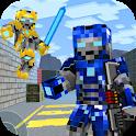 Rescue Robots Sniper Survival icon