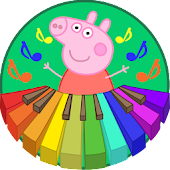 Peppa's Kids Piano