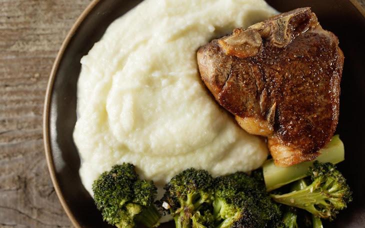 Parsnip and Cauliflower PuréE Recipe