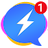 Free Messages, Video, Chat,Text for Messenger Plus