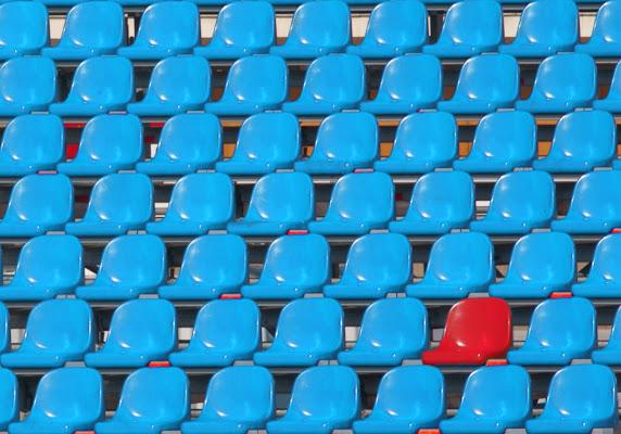 sedile rosso di Pinco_Pallino
