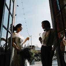Fotografo di matrimoni Slava Semenov (ctapocta). Foto del 11.11.2018
