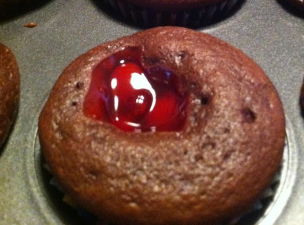Allow cupcakes to cool completely