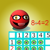 Division mission (math game).