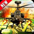 武装的直升机新的3D战斗 icon