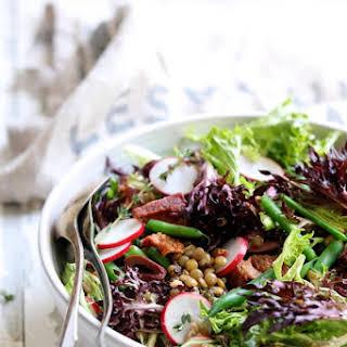 French Lentil Salad.