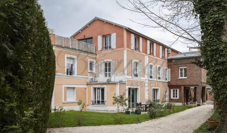Maison avec jardin et terrasse Bourg-la-Reine