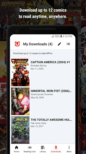 Marvel Unlimited screenshot 6
