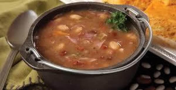October Soup Recipe