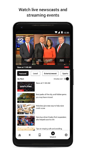 WCTI News Channel 12 screenshots 2
