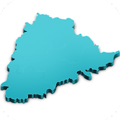 Telangana 31 Districts Info