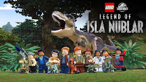 LEGO Jurassic World: Legend of Isla Nublar thumbnail