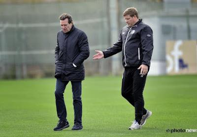 """Les discussions entre Vanhaezebrouck et La Gantoise continuent: """"La relation est compliquée"""""""