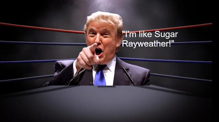 Punch Trump - screenshot